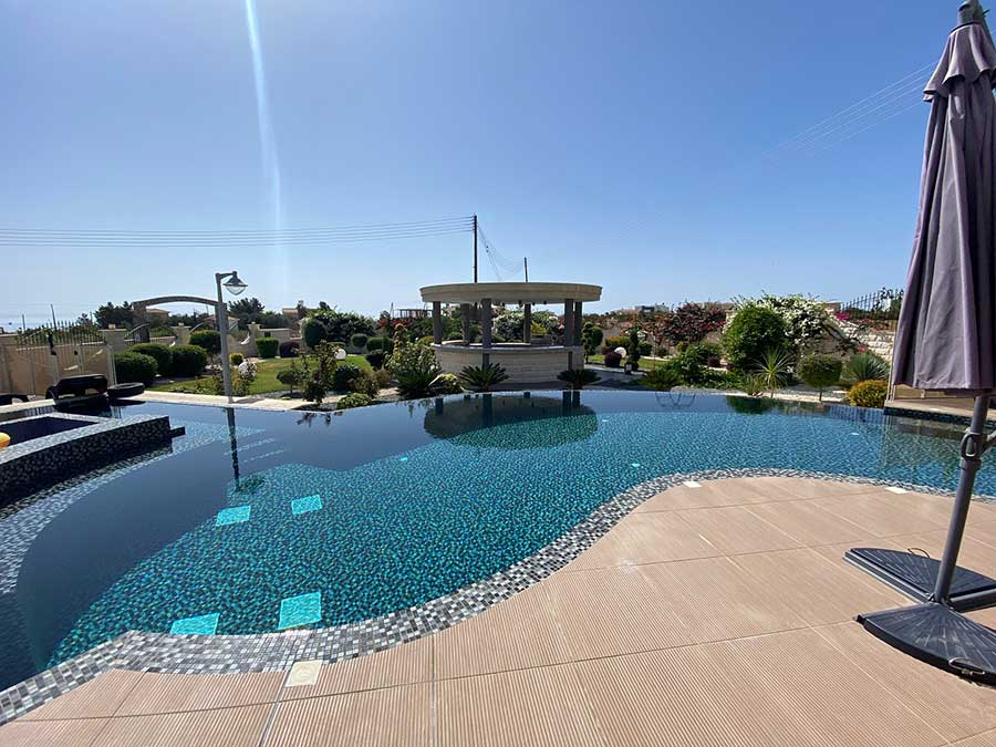 villa a due piani a Paphos